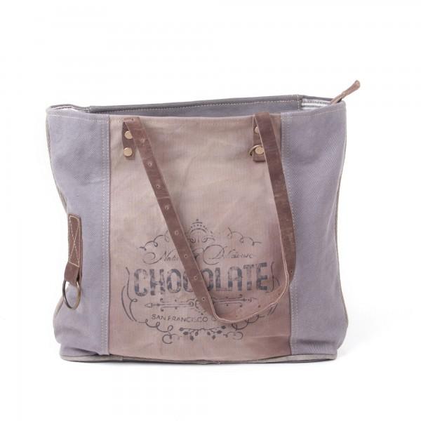 """Umhängetasche """"Chocolate"""", braun, B 43 cm, H 34 cm"""