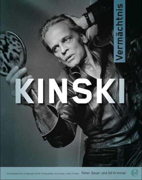 Buch 'Kinski – Vermächtnis'