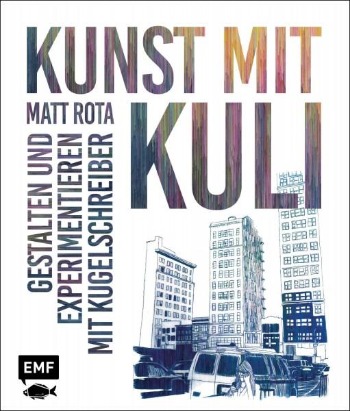 Buch 'Kunst mit Kuli'