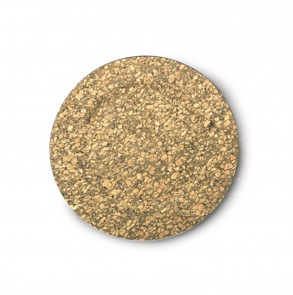 Korkablage rund, Ø 33 cm, H 2 cm