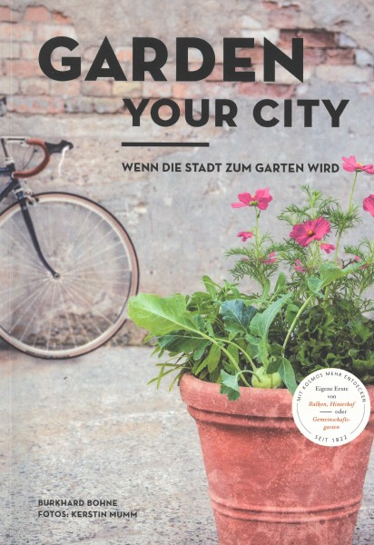 Buch 'Garden your City'