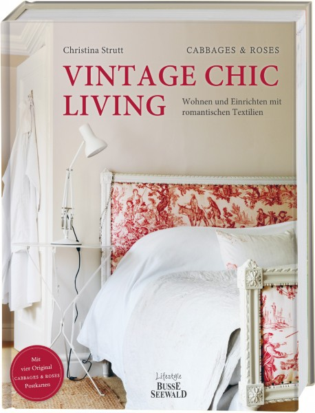 Buch 'Vintage Chic Living'