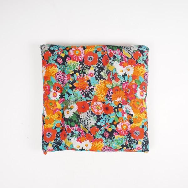 """Sitzkissen """"Painters"""", multicolor, L 40 cm, B 40 cm"""