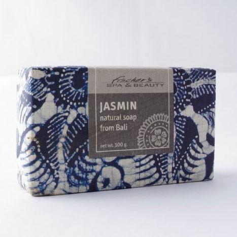 """Naturseife """"Jasmin"""", 100g, aus 100% natürlichen Inhaltsstoffen"""
