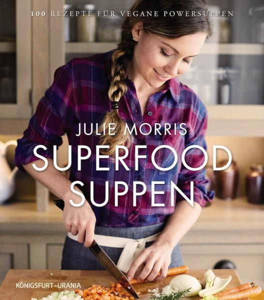 Buch 'Superfood Suppen - 100 Rezepte für vegane Powersuppen'
