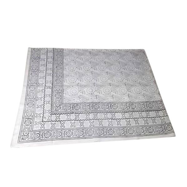 """Multifunktionstuch """"Satna"""", schwarz/weiß, L 260 cm, B 220 cm"""