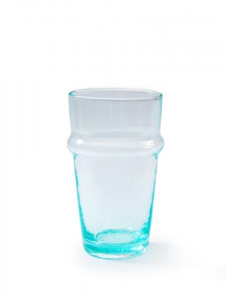 Glasreihe 'Beldi', Ø 7,4 cm, H 13 cm