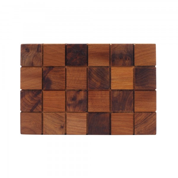 Thuja Secret Box, T 8 cm, B 12 cm, H 4,5 cm