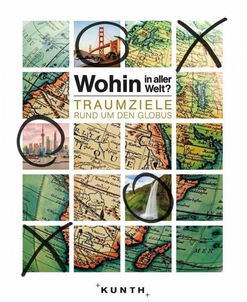Buch 'Wohin in aller Welt'