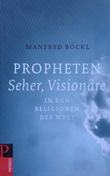 Buch 'Propheten, Seher, Visionäre in den Religionen der Welt'