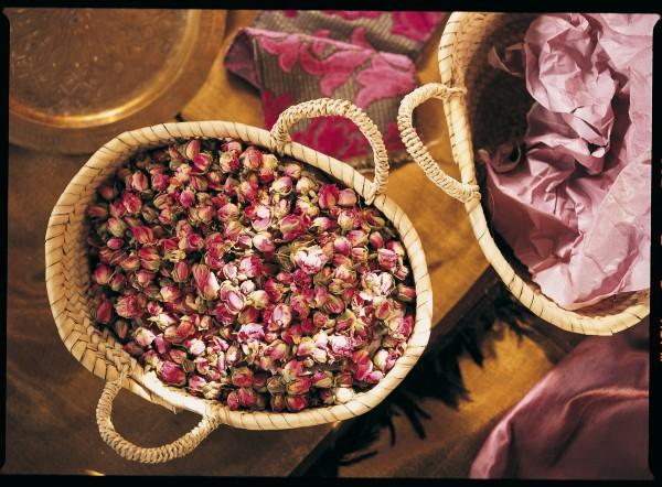 Duftrosenblätter aus Maggouna, 15 g