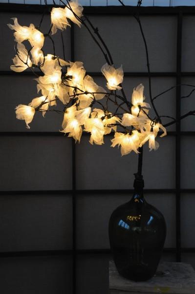 """Lichterkette """"Blatt"""", 35 LED-Lichter"""