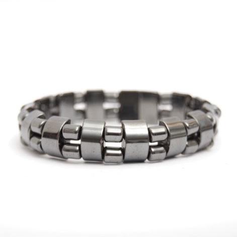 """Armband """"Metall"""", silber"""