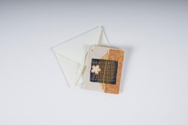 Geschenk-Grußkarte, B 6 cm, H 7 cm