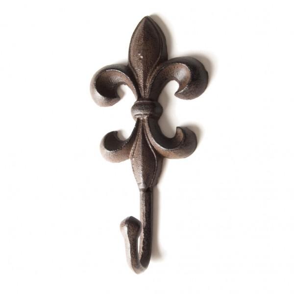 """Wandhaken """"Royal"""", antik-braun, H 20 cm"""