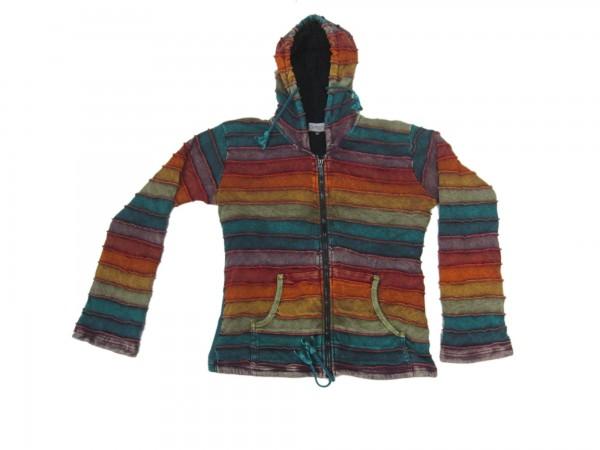 Jacke 'Tulsi' L, multicolor