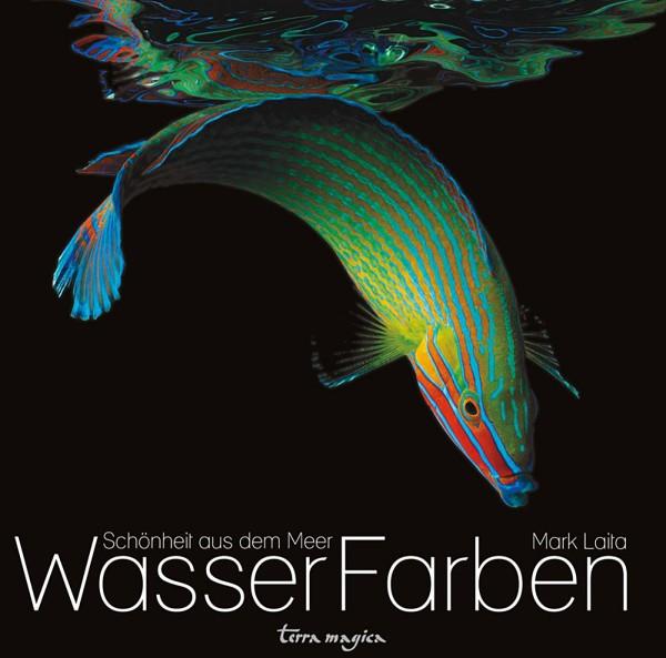 Buch 'WasserFarben - Schönheit aus dem Meer'