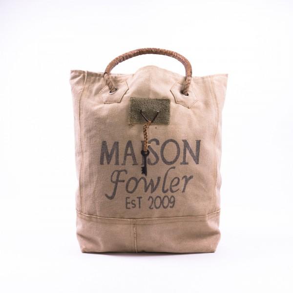 """Umhängetasche """"Maison"""", beige, B 43 cm, H 43 cm"""