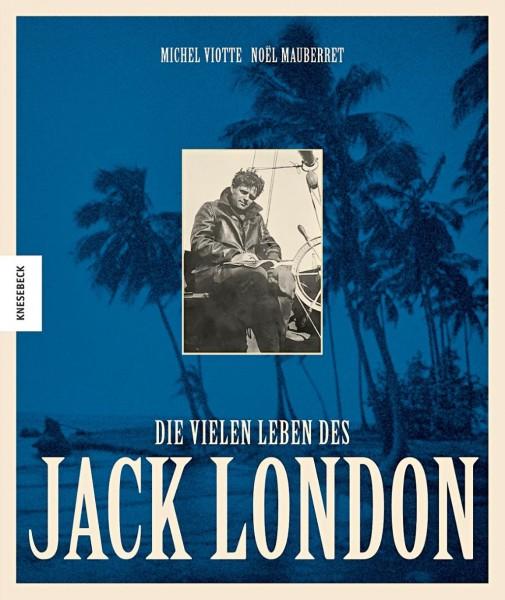 Buch 'Die vielen Leben des Jack London'