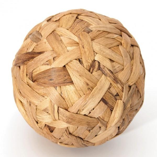 Freestyle-Flechtball, natur, Ø18 cm