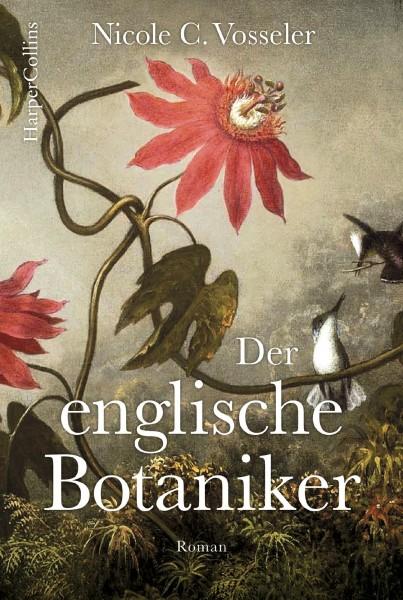 Buch 'Der englische Botaniker'