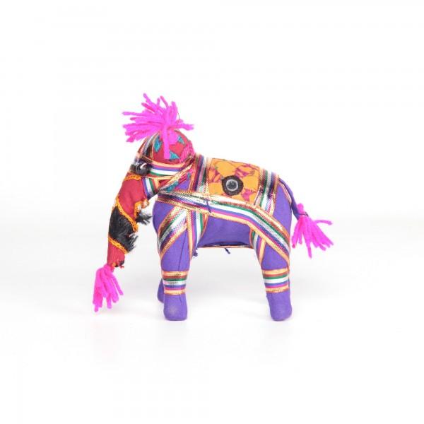 Deko Elefant, multicolor, B 15 cm, H 10 cm