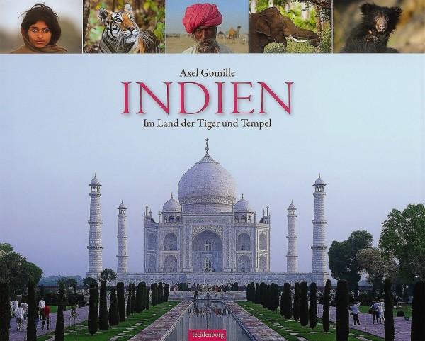 Buch 'Indien - Im Land der Tiger und Tempel'