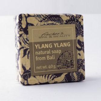 """Naturseife """"Ylang Ylang"""", 40g, aus 100% natürlichen Inhaltsstoffen"""