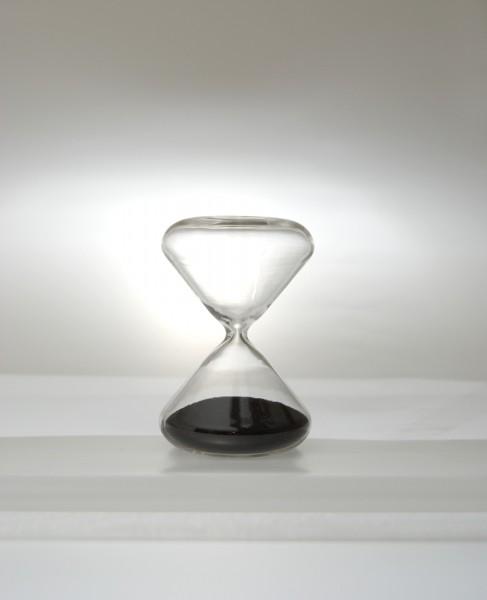 Sanduhr, 1 Minute, Ø 7 cm, H 9 cm