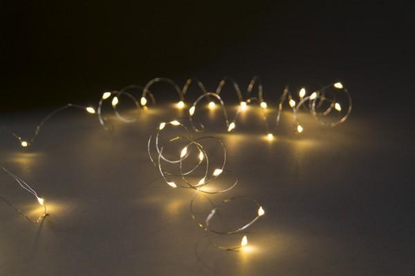 Lichterschnur 'Greville', 40 LED, 390cm