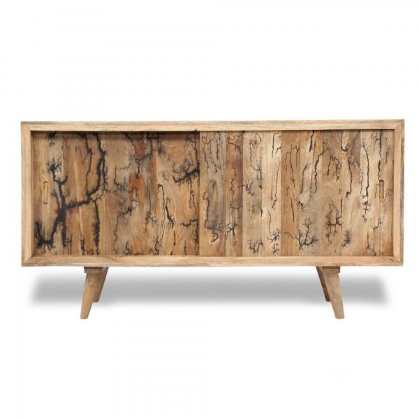 Sideboard 'Croisette', natur, T 45 cm, B 160 cm, H 85 cm