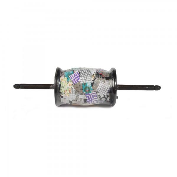 Girlande Geschenk, 25m-Spule, multicolor
