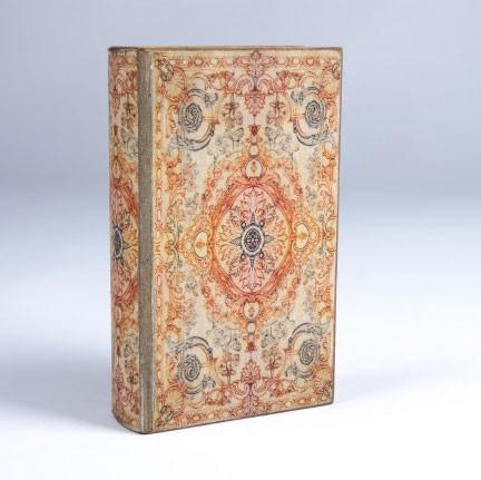 "Buch-Tresor ""Artistry"", L 5 cm, B 13 cm, H 21 cm"