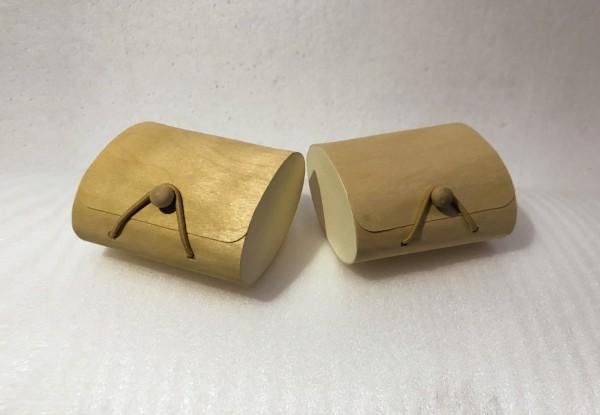 Box 'Trevis', hellbraun, T 8 cm, B 8,5 cm, H 5 cm