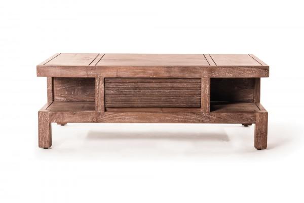 """Couchtisch """"Porter"""", braun, L 55 cm, B 100 cm, H 36 cm"""