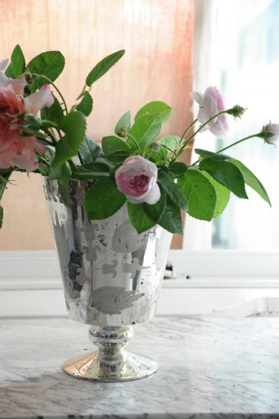 "Pokal ""Bilzen"", silber, Ø 17 cm, H 24 cm"