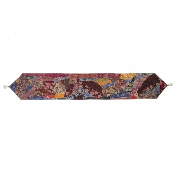 Tischläufer, multicolor, L 200 cm, B 35 cm