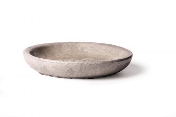 "Untersetzer ""Assiette L"", beige, Ø 34 cm"