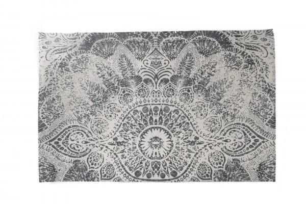 Teppich 'Arunachal', handbedruckt, L 200 cm, B 140 cm