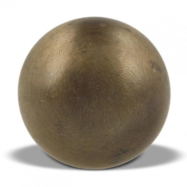 Kugelgriff, kupfer, Ø 2,5 cm