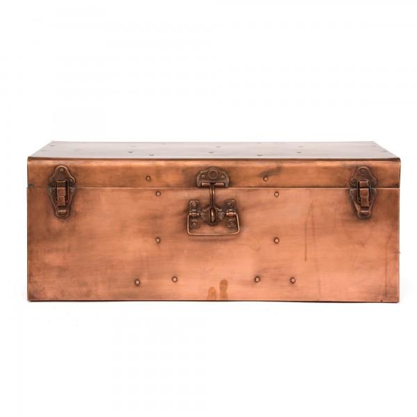 Box 'Koffer' L, bronze, T 41cm, B 67cm, H 26cm