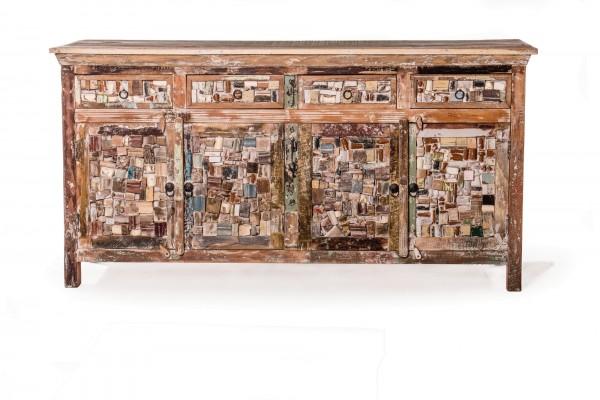 Sideboard 'Jolipur', multicolor, T 40 cm, B 180 cm, H 90 cm