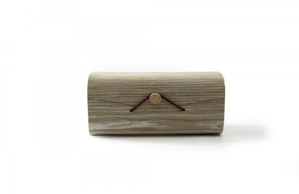 Box 'Rasa' mit Knopfverschluss, T 0,9 cm, B 0,9 cm, H 1,8 cm