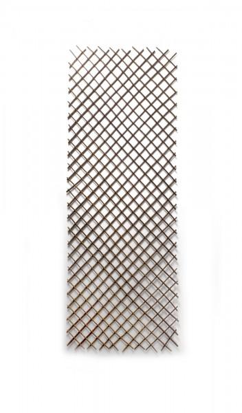 Rankgitter aus Weide, L 90 cm, H 180 cm
