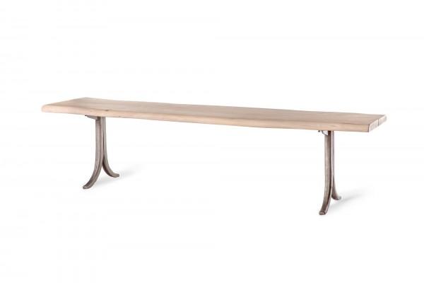 Sitzbank 'Hanadi', Akazienholz, L 38 cm, B 180 cm, H 45 cm