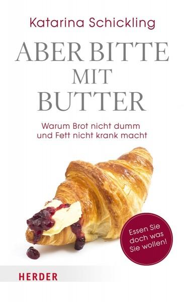Buch 'Aber bitte mit Butter'