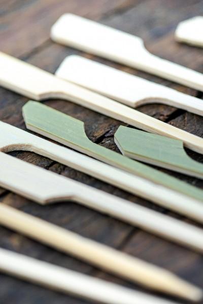 Bambusspieß, natur, T 9 cm