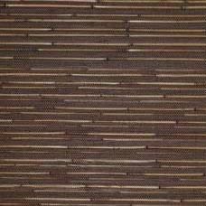 Rollo Bambus, schwarz/natur, L 200 cm, B 90 cm