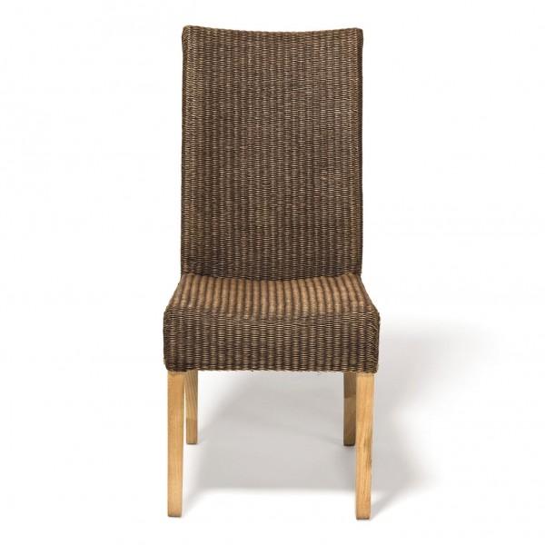 """Stuhl """"Bianca"""", natur, L 66 cm, B 46 cm, H 103 cm"""