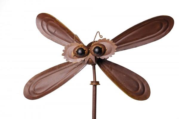 Libelle 'Lilien', L 57 cm, B 35 cm, H 140 cm